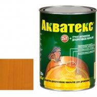 Защитно-декоративный состав «Акватекс»груша, 0.8 л