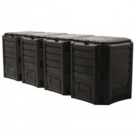 Компостер «Prosperplast» Module Compogreen 1600 черный IKSM1600C-S411