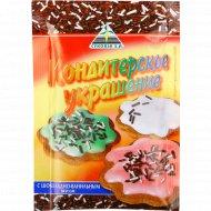 Кондитерское украшение «Cykoria» с шоколадно-ванильным вкусом, 50 г.