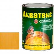 Защитно-декоративный состав «Акватекс»калужница, 0.8 л