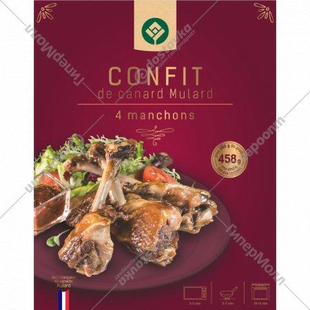 Продукт из мяса утки «Конфи. Утиное крыло» 280 г.