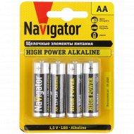 Элемент питания «Navigator» 94 753 NBT-NE-LR6-BP4.