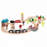 Железная дорога «Лиллабу» 45 предметов.