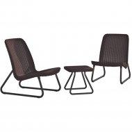 Комплект мебели «Keter» Rio Patio Set, коричневый.