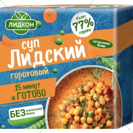 Суп «Лидский» гороховый 200 г.