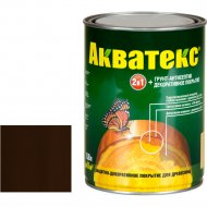 Защитно-декоративный состав «Акватекс»палисандр, 0.8 л
