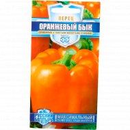 Перец «Оранжевый бык»15 шт.