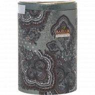 Чай черный «Basilur» Эрл Грей, листовой, 100 г.