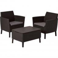 Комплект мебели «Keter» Salemo Balcony Set, коричневый.