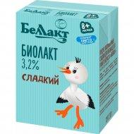 Продукт кисломолочный «Биолакт» 3 2%, 210 г