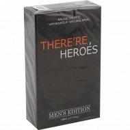 Туалетная вода для мужчин «Men`s Edition There`Re Heroes» 100 мл.