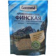 Ароматная соль «Gurmina» финская, 150 г.