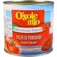 Томаты протертые «O'Sole Mio» 2.5 кг.