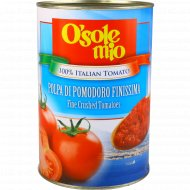 Томаты протертые «O'Sole Mio» 4.05 кг.