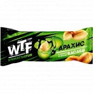 Арахис в глазури «WTF» со вкусом васаби, 40 г .