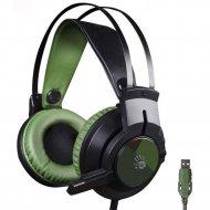 Наушники игровые «A4tech» Bloody J450, Army Green
