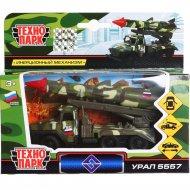 Машинка «Урал» Ракета, SB-16-49-A-WB