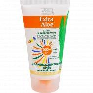 Солнцезащитный крем «Extra Aloe» для всей семьи, SPF80+, 75 мл.