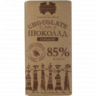 Шоколад горький «Коммунарка» десертный 85 %, 90 г.