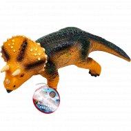 Набор динозавры, коричневый.