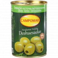 Оливки «Campomar» без косточки, 280 г.