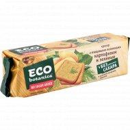 Крекер «Eco botanica» пищевые волокна, картофель и зелень, 175 г