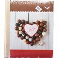 Фотоальбом магнитный «Chocolate love» 10 листов, 23x28см.
