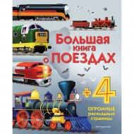 «Большая книга о поездах» Каллис М.