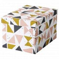 Коробка с крышкой «Тьена» 18x25x15 см.