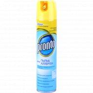 Полироль для мебели «Pronto» анти пыль&аллерген 250 мл.