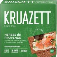 Хлебцы «Круазетт» ржано-пшеничные, с прованскими травами, 200 г