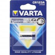 Батарейка «Varta» CR123