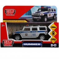 Машинка «Hummer H2» Полиция