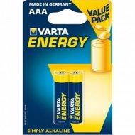 Батарейка «Varta» LR03 4103