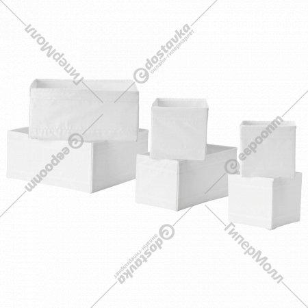 Набор коробок «Скубб» 6 шт.