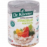 Хлебцы «Dr.Korner» злаковый коктейль, 90 г