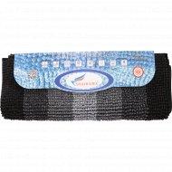 Коврик «Shahintex» Multimakaron 60х90 см, черный.