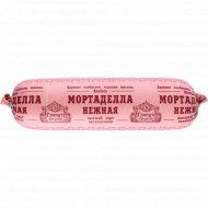 Колбаса вареная «Мортаделла нежная» высший сорт, 400 г