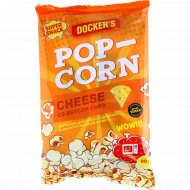 Попкорн «Docker's» со вкусом сыра, 80 г.