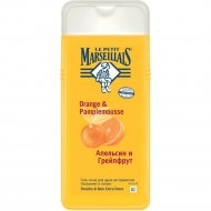 Гель для душа «Le Petit Marseillais» апельсин и грейпфрут, 650 мл.