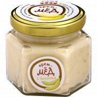 Крем-мед «Золотой улей» с бананом, 150 г.