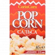 Зерно для приготовления попкорна «CorinCorn» мексиканский, 85 г.