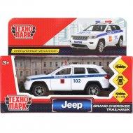 Машинка «Jeep» Grand Cherokee, Полиция