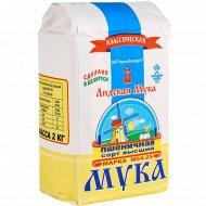 Мука пшеничная «Лидская мука» М 54-25 классическая, 2 кг.