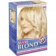 Средство для осветления волос «Мaxi Blond» 30 г+75 мл.