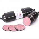 Колбаса варено-копченая «Сервелат Финский» в/с 1 к., фасовка 0.9-1.05 кг