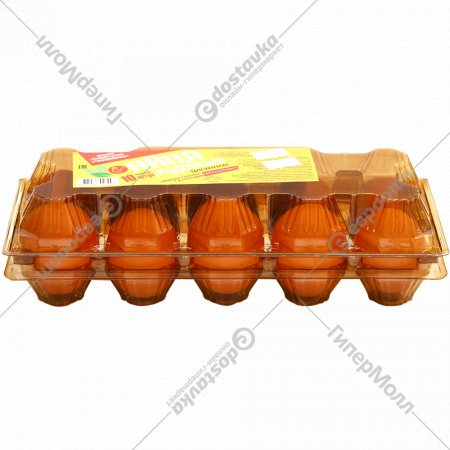 Яйца куриные «Панскi гатунак» цветные, С1.