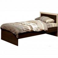 Кровать «Олмеко» 21.55, венге, 90 см