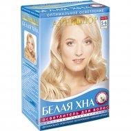 Средство для осветления волос «Blondea» белая хна, 30 г +75 мл.