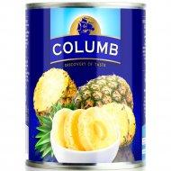 Ломтики ананаса «Columb» 565 г.